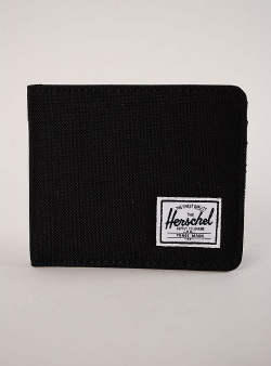 Herschel Roy coin wallet Black