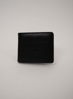 Vans Full patch bifold wallet Black
