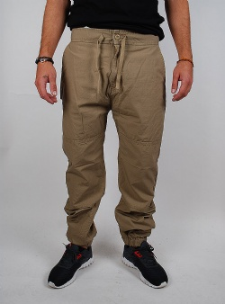 Carhartt Marshall jogger Leather rinsed