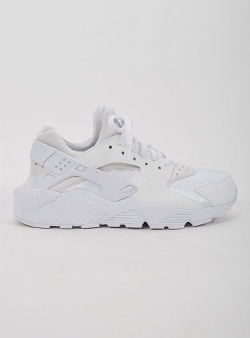 Nike Air huarache run womens White white