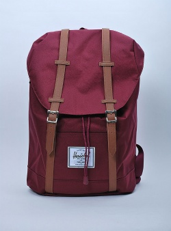 Herschel Retreat Windsor wine tan