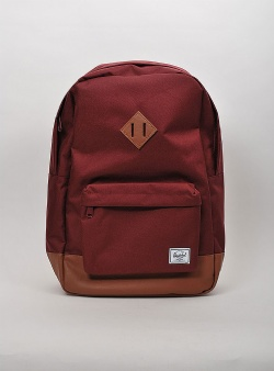 Herschel Heritage Windsor wine tan