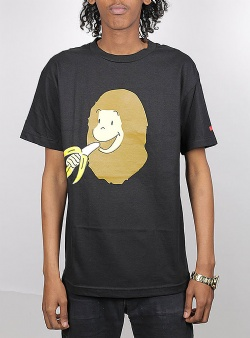 CLSC Bathing george tee Black