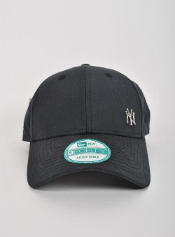 New Era NY Yankees 9forty flawless logo Black