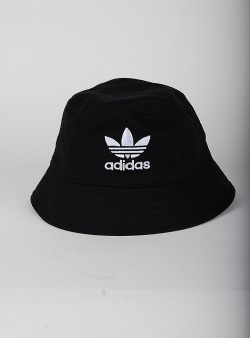 Adidas Bucket hat adicolor Black white