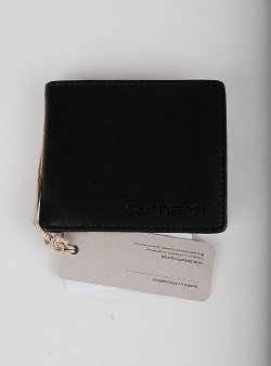 Carhartt Card wallet leather Black