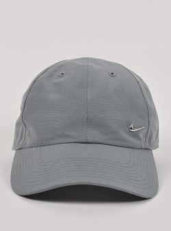 Nike H86 metal swoosh cap Cool grey