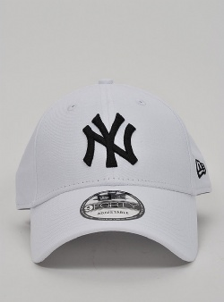 New Era NY Yankees 9forty White black