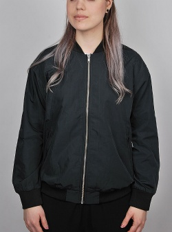 Obey Mako bomber jacket Black