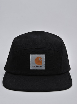 Carhartt Backley cap Black