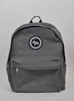 Hype Reflective backpack Silver