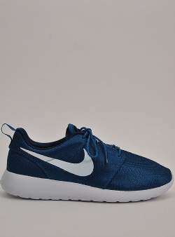 Nike Roshe one Industrial blue white