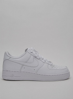 Nike Air force 1 womens White white