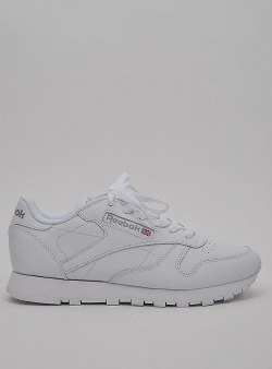 Reebok Classic leather womens White