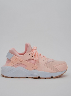 Nike Air huarache run womens Sunset tint white gum yellow