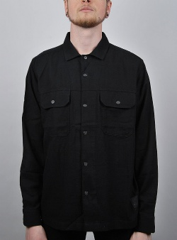 Cheap Monday Guard shirt Black