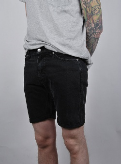Cheap Monday Sonic shorts old Brute black