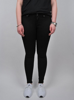 Cheap Monday Mid Spray Black