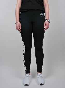 Nike Leg a see just do it legging Black