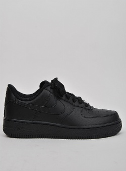 Nike Air force 1 womens Black black
