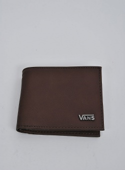 Vans Suffolk wallet Brown