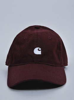 Carhartt Major cap Amarone white