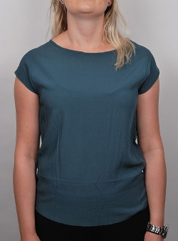 Wemoto Melvin top Dark green