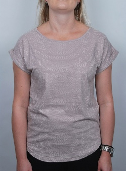 Wemoto Holly tee Lavender