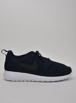 Nike Roshe one Midnight navy black white