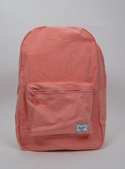 Herschel Packable daypack Strawberry ice