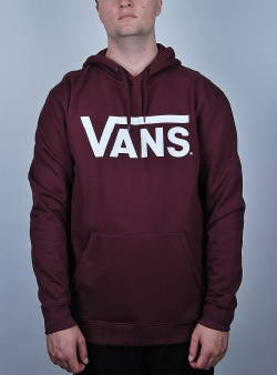 Vans Classic pullover hood Port royale