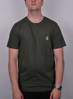 Revolution Freedom tee Army