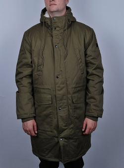 WeSC The winter parka Moss olive