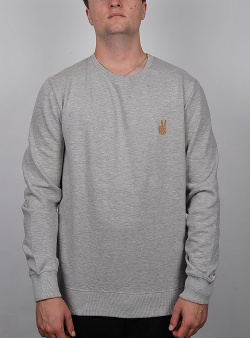 Revolution Freedom sweat Grey