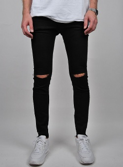 Cheap Monday Him spray cut Black