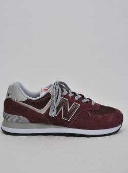 New Balance ML574EGB Burgundy