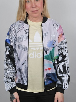 Adidas Passinho oversized track top Multco