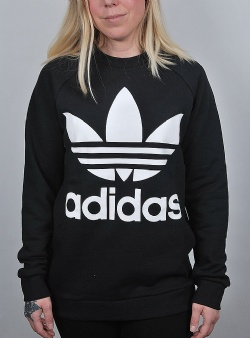 Adidas Oversized sweat Black