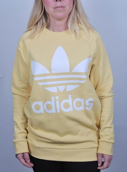 Adidas Oversized sweat Sand