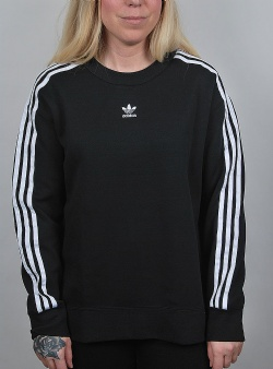 Adidas Crew sweater Black