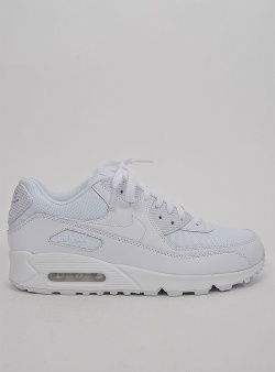 Nike Air max 90 essential White white white