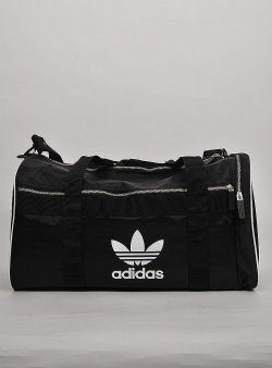 Adidas Duffel bag large adicolor Black