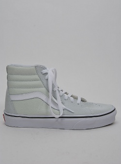 Vans Sk8-hi Blue flower true white