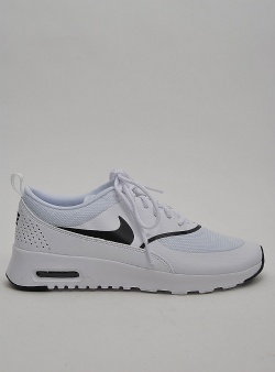 Nike Air max thea White black