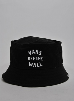Vans Hankley bucket hat Black