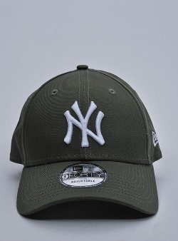 New Era NY Yankees 9forty N olive