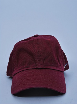 Nike H86 side swoosh cap Team maroon white
