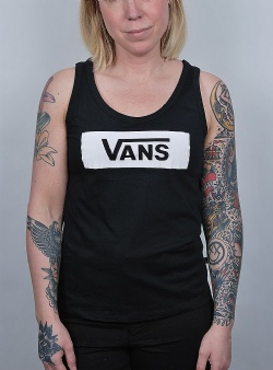 Vans Open road tank Black