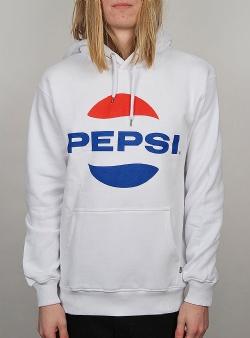 f56df865b0509 Sweet sktbs x Pepsi Pepsi logo hoodie White