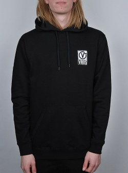 Vans Worldwide pullover Black